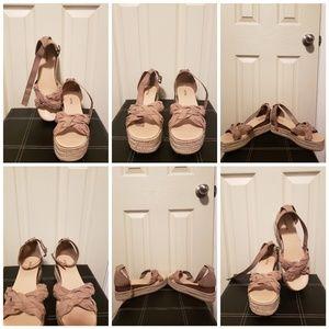 Justfab Wedge Sandals